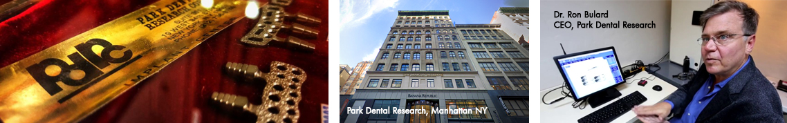 Park Dental Research Legacy and History