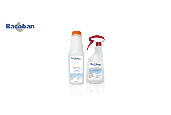 Bacoban® DL - Refill and Sprayer Bottle