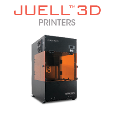 JUELL™ 3D Printers and Accessories