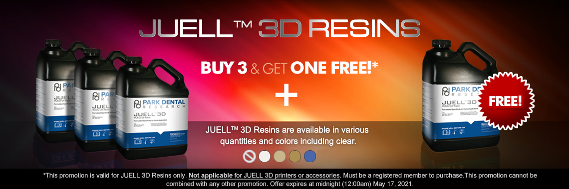Buy 3 Resins and Get 1 Free