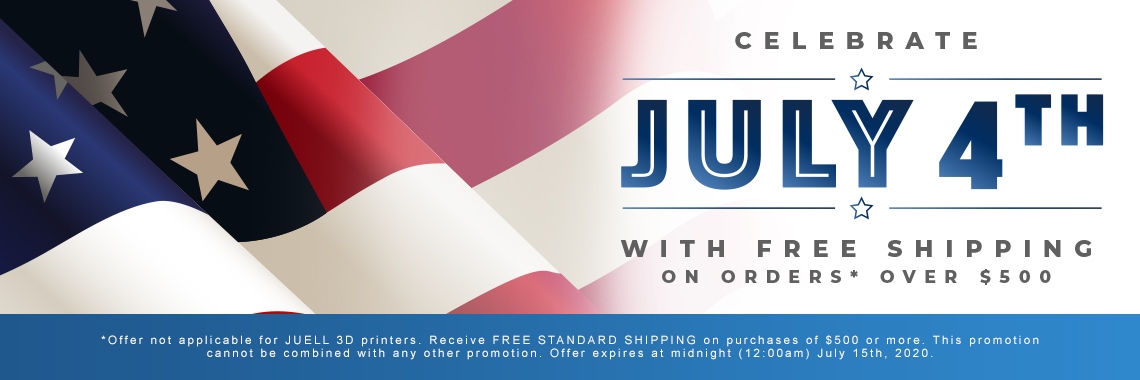 FREE Shipping on Orders over $500