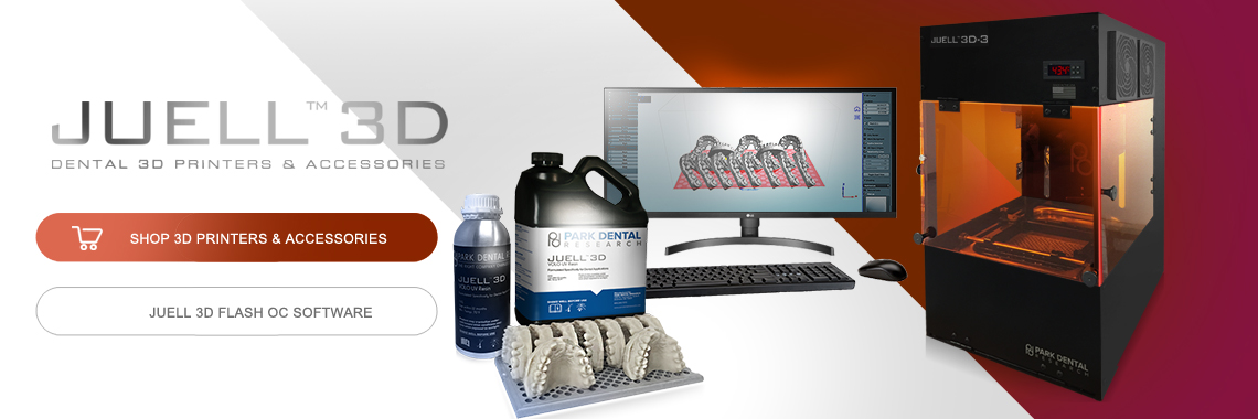 Juell 3D Printers & Accessories
