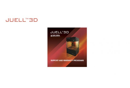 JUELL™ 3D Support and Warranty Programs