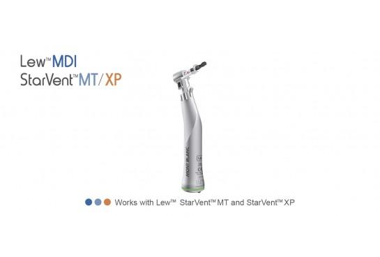 20:1 Mont Blanc Handpiece Fiber Optic Reducer w/Depth Gauge