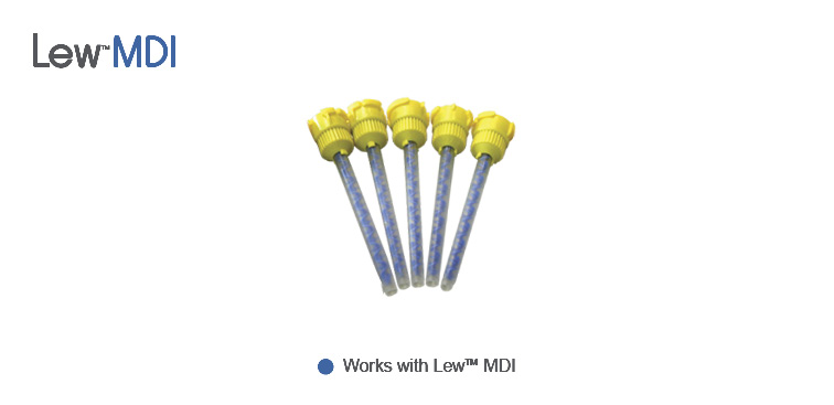 JUELL™ CURE Hard Mixing Tips (5 Pack)